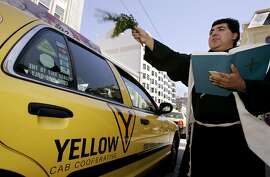 Blessing of the taxis in 2006