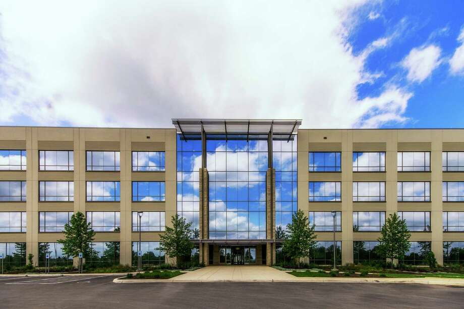 USAA gave the Northwest Side office market a big boost last year when it leased the entirety of the WestRidge Two at La Cantera office building. Photo: Patrinely Group LLC /Courtesy Photo