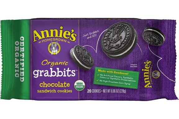 Annie's Organic Chocolate Grabbits