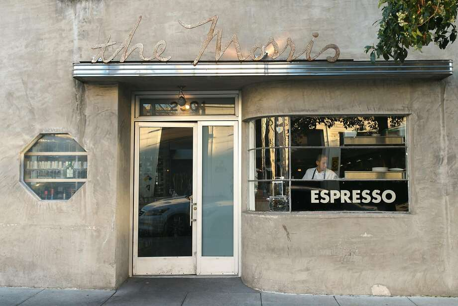 The Morris is located on Mariposa Street at Hampshire Street in S.F. Photo: Jen Fedrizzi, Special To The Chronicle