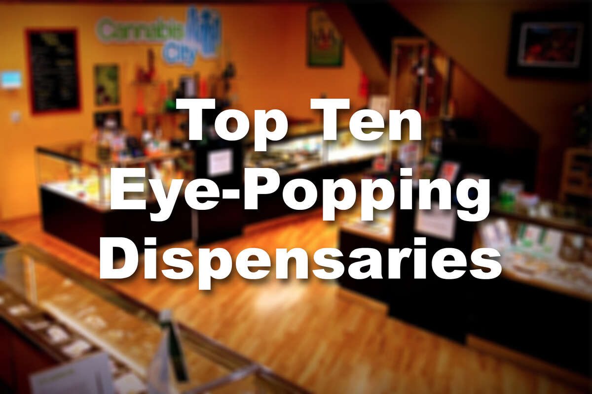 According to Leafbuyer.com, Seattle's top 10 eye-popping marijuana shops (in alphabetical order) are...