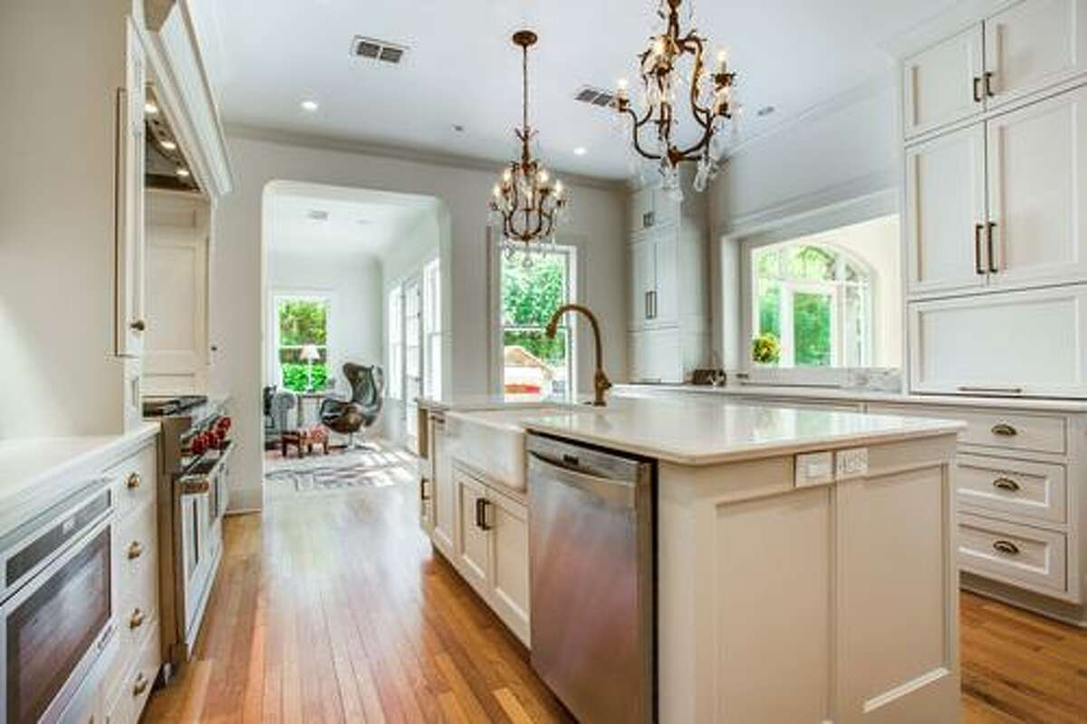 SCHONES: A kitchen by Whitney Schones on Kings Highway.