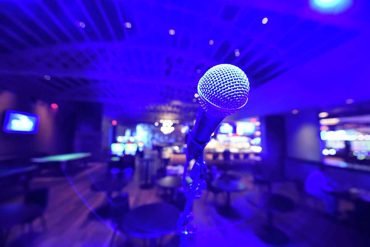 Stage at Van Slyck's in Rivers Casino & Resort Schenectady on Wednesday, Feb. 1, 2017, in Schenectady, N.Y. (Will Waldron/Times Union)