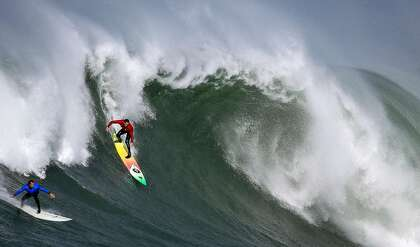 The Mavericks surf contest: Maybe next year - SFChronicle com