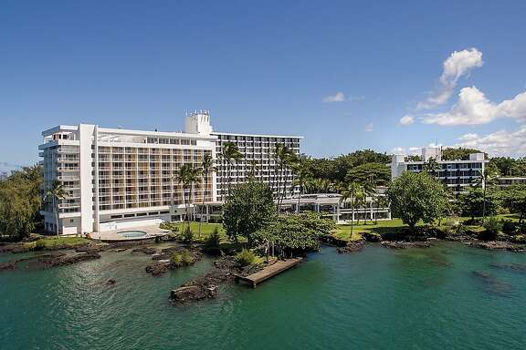 The Grand Naniloa Hotel Hilo, which includes a 9-hole golf course on its 70-acre site on Hilo Bay,  has emerged from a $30 million renovation as a DoubleTree by Hilton with a focus on hula.