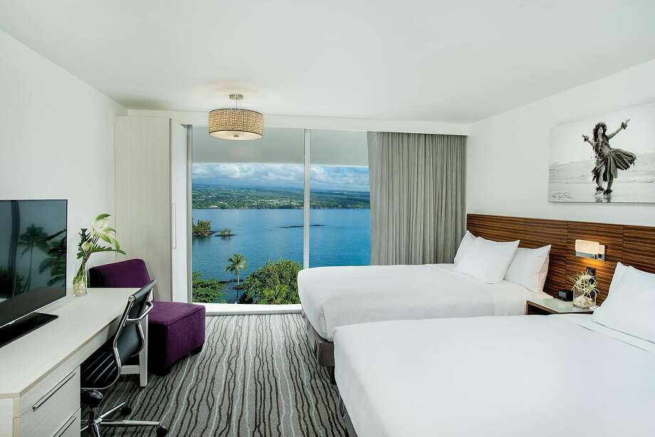 Kim Taylor Reece's hula photographs are featured. Photo: Grand Naniloa Hotel Hilo