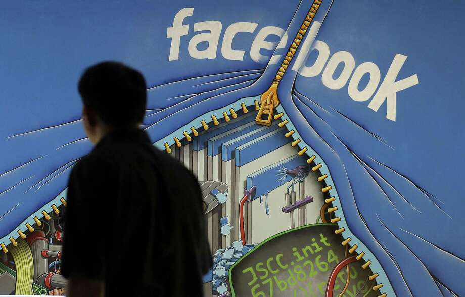 "Facebook blew past Wall Street's expectations yet again with its quarterly earnings report, despite some concerns that its ""ad load,"" or the number of advertisements it can show users without clogging up their feed, has reached its limit. Photo: Associated Press /File Photo / AP"