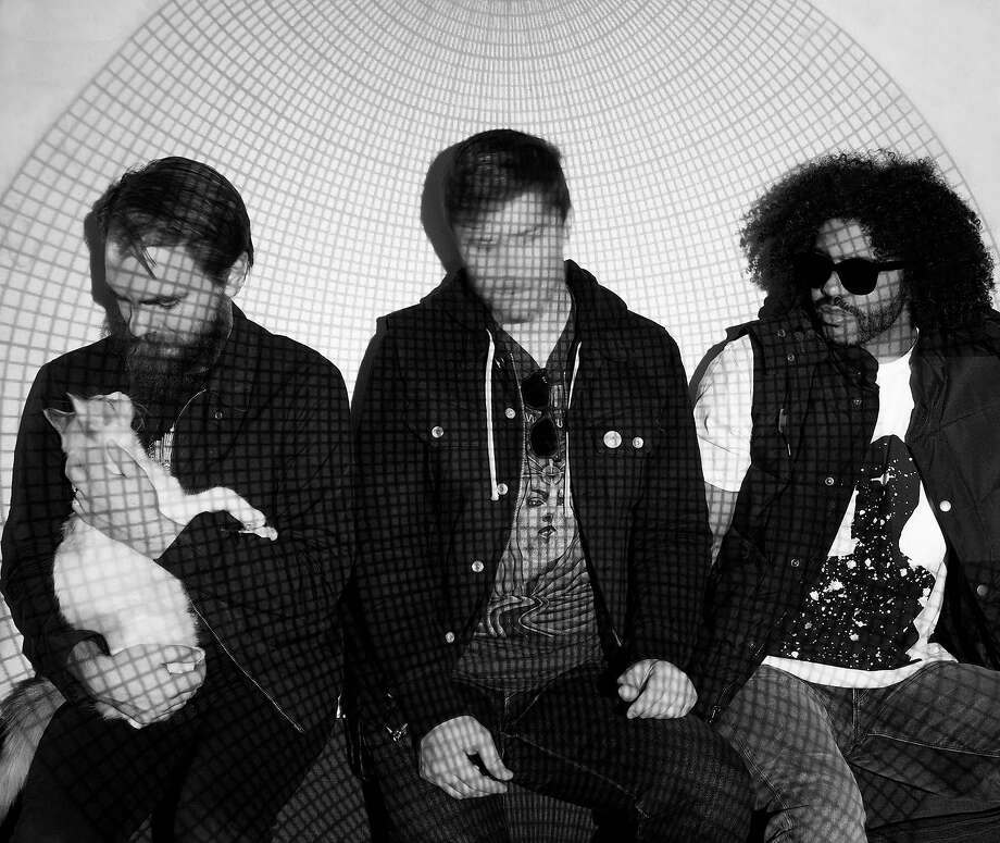 Clipping featuring Daveed Diggs, Jonathan Snipes and William Hutson Photo: Sub Pop