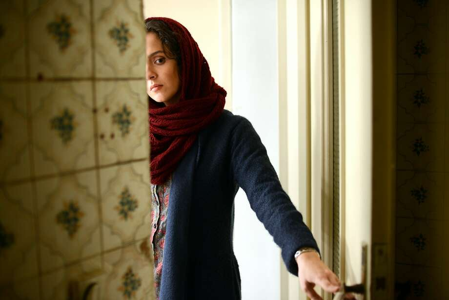 "Taraneh Alidoosti in ""The Salesman."" Photo: Habib Majidi, Associated Press"