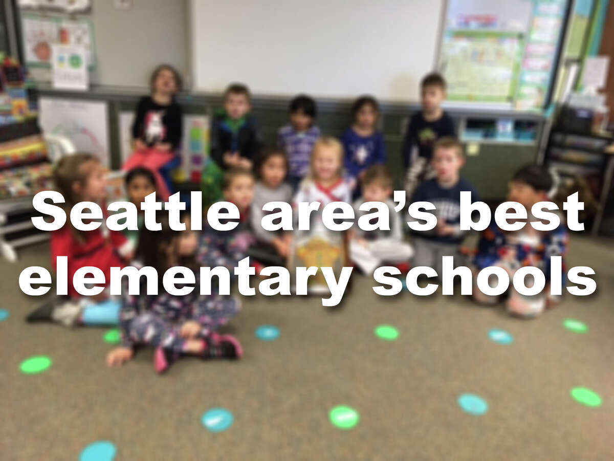 School ranking site Niche weighed in on the Seattle metropolitan area's best elementary schools. Check out whether your local school made the cut.