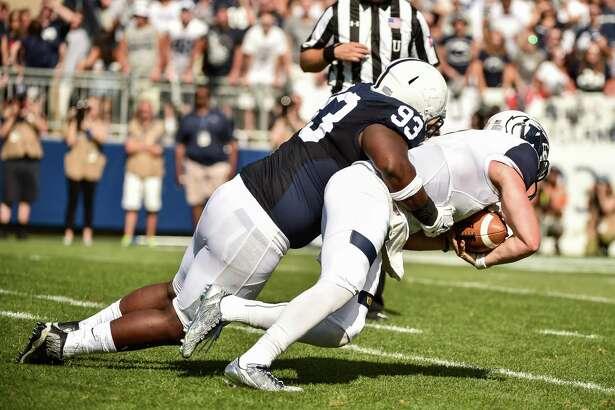 Antoine White (Courtesy of Penn State Athletics)