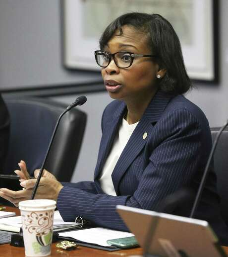 The building and real estate sector accounted for 47.3 percent of Mayor Ivy Taylor's donations, or $212,500, between July and March. Photo: Tom Reel /San Antonio Express-News / 2017 SAN ANTONIO EXPRESS-NEWS