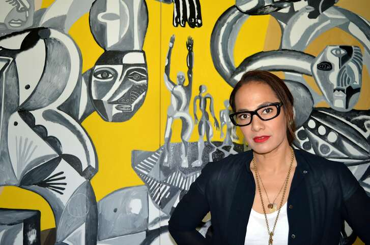 "Gina Pell, the content chief and founder of the What newsletter, has coined a new term called Perennial that refers to ""relevant people of all ages who live in the present time, know what�s happening in the world, stay current with technology, and have friends of all ages.""   Credit: Courtesy Allyn Scura Eyewear"