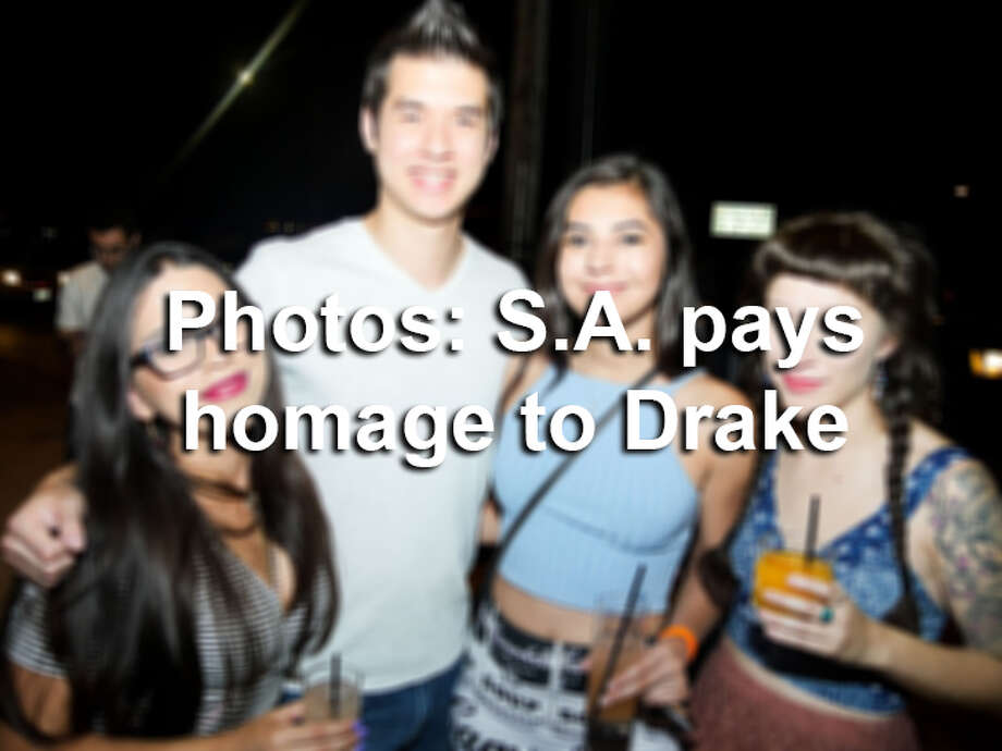 The promise of a night full of Drake, featuring an inspired cocktail menu and a DJ playlist, drew a packed house to Rumble, the corner bar on St. Mary's and Ashby, June 23, 2016.Keep clicking to see who was spotted at the St. Mary's Strip bar. Photo: File