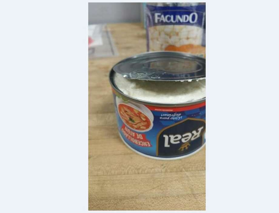 Cocaine was found in cans of tuna and corn during a failed smuggling attempt.>>Click to see other odd ways people have tried to smuggle in drugs.