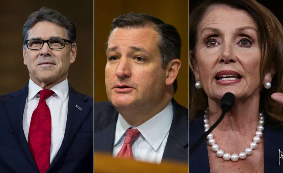 """When politicians get fact-checkedPolitifact fact-checks hundreds of politicians, awarding them six possible ratings based off the accuracy of their statements.Click through to see some of the """"Truth-o-meter"""" profiles of major Texas and U.S. politicians."""