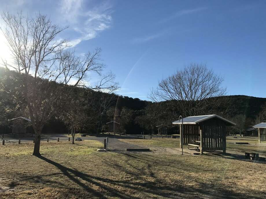Lost Maples State Natural Area has 30 standard campsites available per night. Each site is complete with a fire ring, water hookup, 30-amp electric hookup and picnic table. Cost per night is $20. Photo: Jakob Lopez /For The Express-News