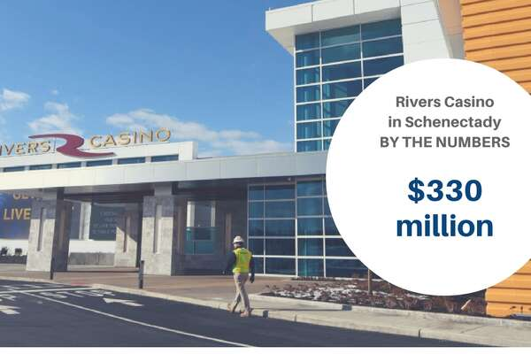 Rush Street Gaming invested $330 million to build Rivers Casino and Resort in Schenectady. The company generates more than $1 billion annually in gaming revenues.