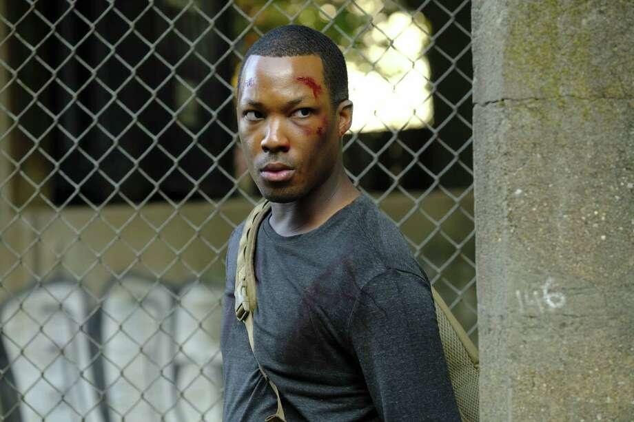 Corey Hawkins plays new hero Eric Carter in '24:Legacy' on Fox. Photo: Fox
