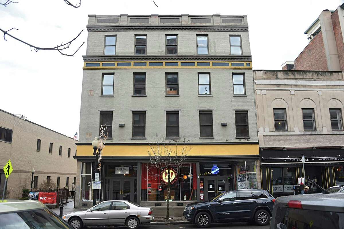 The Pearl Street Pub has been at 59 N. Pearl St. in Albany in 2016. It opened in a space acros the street in 2009. The pub will close on Saturday, June 26, 2021. (Lori Van Buren / Times Union)