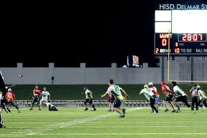 On February 1, the Wounded Warrior Amputee Football Team played  Houston's NFL Alumni in flag football at DelMar Stadium in Houston. The event was sponsored by Humana.