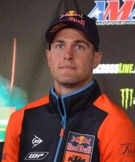 Ryan Dungey, Supercross star