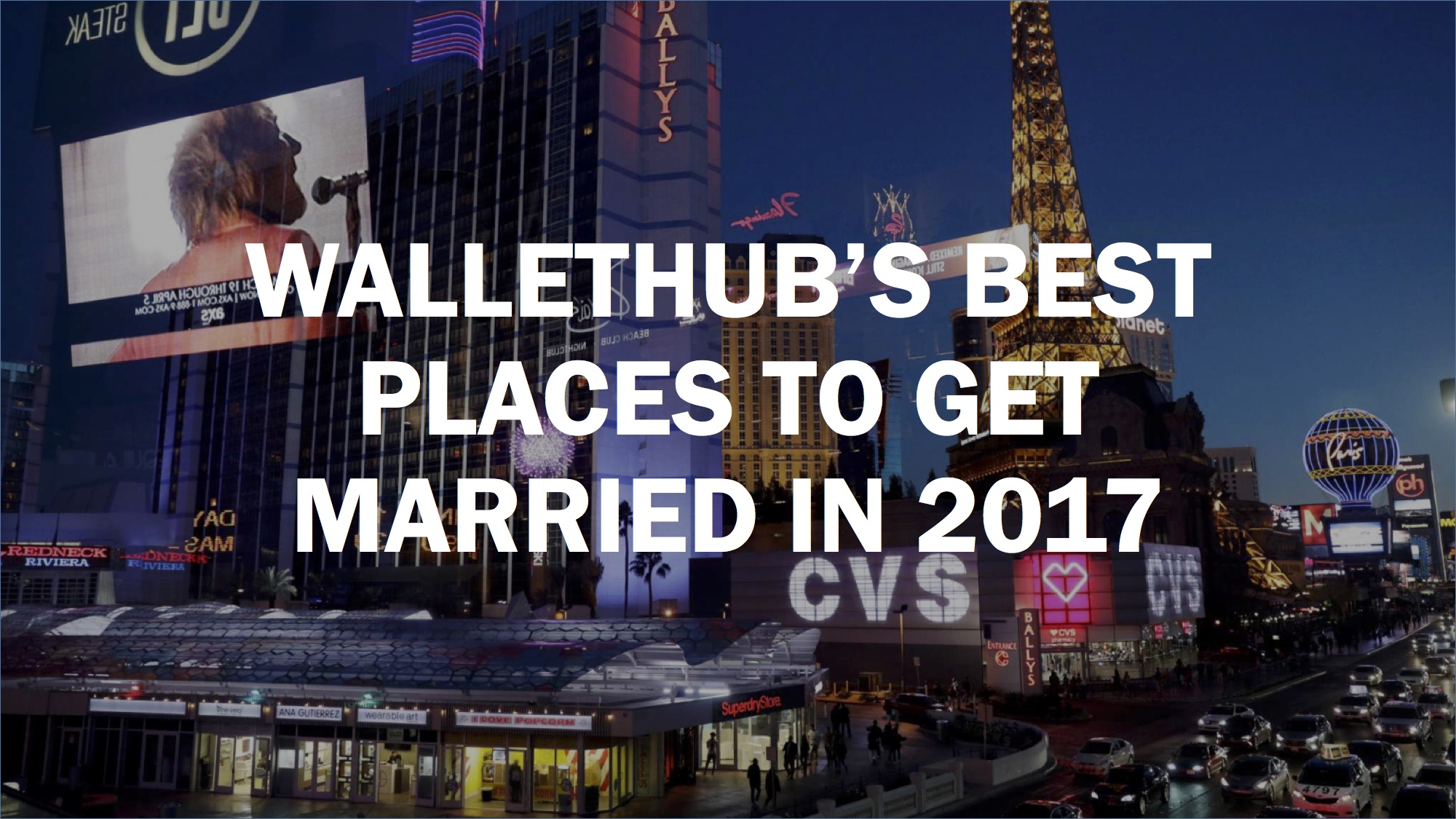 Wallethub 39 s best places to get married in 2017 laredo for Best place to get married