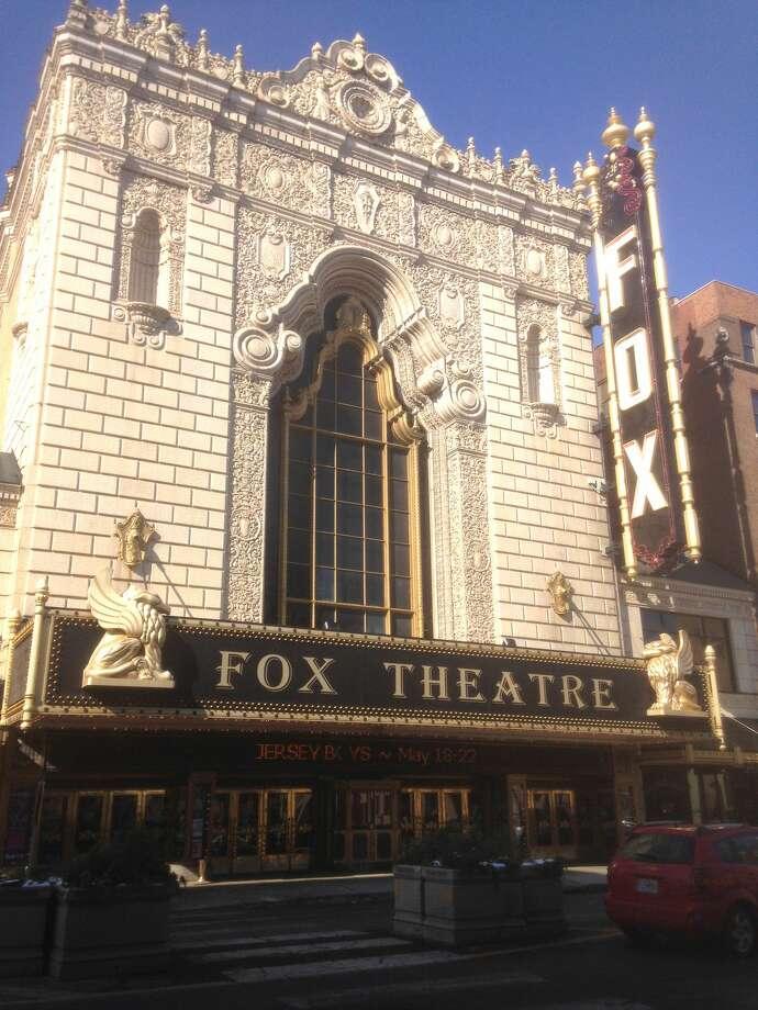 The Fabulous Fox on Grand Avenue in St. Louis. Photo: Bill Tucker • The Edge
