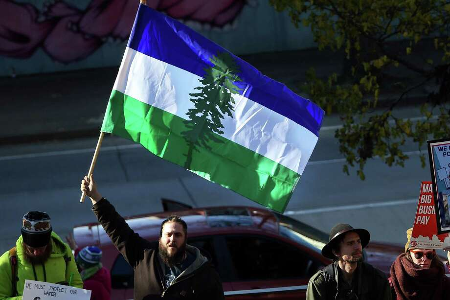 President Trump got you down? Here's a rundown of secession's upside for Washington. Photo: SEATTLEPI.COM / GENNA MARTIN, SEATTLEPI.COM