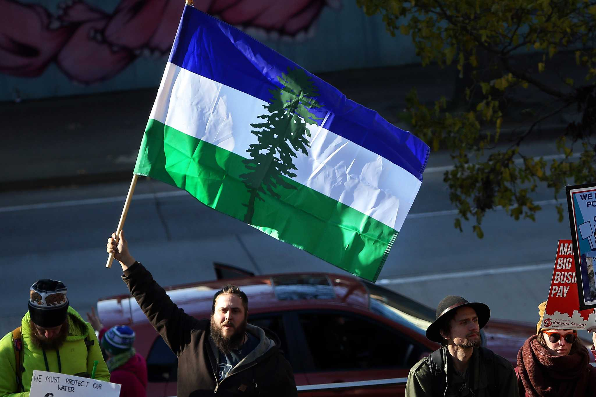 Could secession work for Washington? - NewsTimes