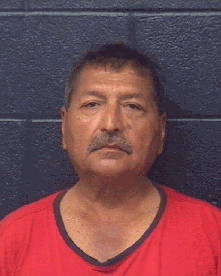AGUERO, ROBERTO (W M) (56) years of age was arrested on the charge of DRIVING WHILE INTOXICATED (M), at 200 W PLUM ST, at 1356 hours on 2/1/2017 Photo: Courtesy
