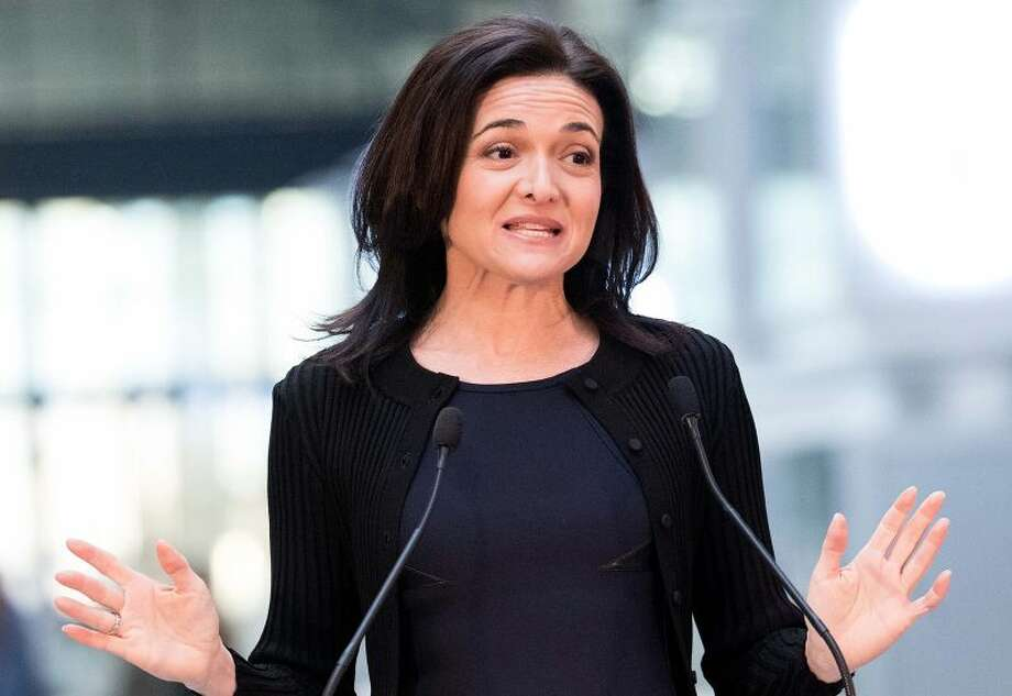 Facebook COO Sheryl Sandberg says that effective immediately the company is extending its paid bereavement leave to up to 20 days to grieve the death of an immediate family member and up to 10 days to grieve the death of an extended family member. Photo: Christophe Morin | Bloomberg | Getty Images