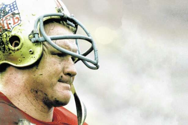 The 1967 Pro Bowl was one of five Falcons linebacker Tommy Nobis was selected to play in.