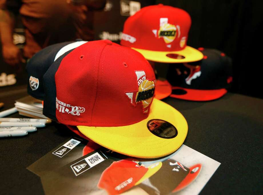 A second LIDS store is open at Music City Mall. LIDS offers officially licensed and branded headwear of collegiate teams and major professional sports teams. Photo: Annie Mulligan / For The Houston Chronicle / @ 2017 Annie Mulligan & the Houston Chronicle