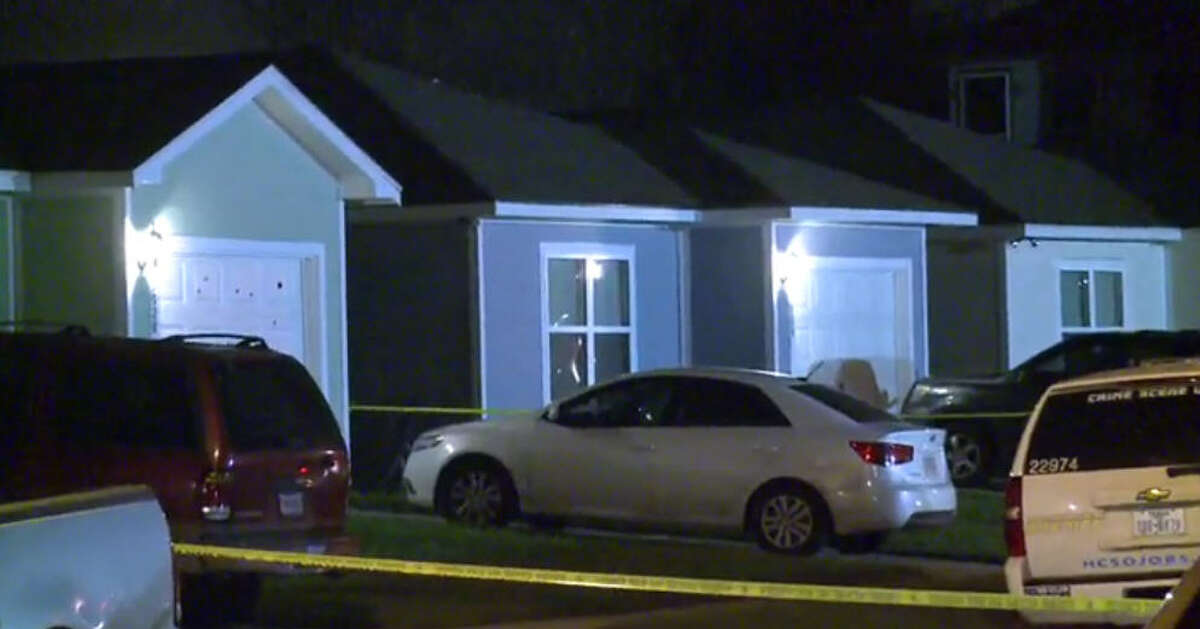 A woman was found stabbed to death about 1:45 a.m Friday, Feb. 3, 20917, at her home in the 19900 block of Great Elms near Haven Creek. (Metro Video)