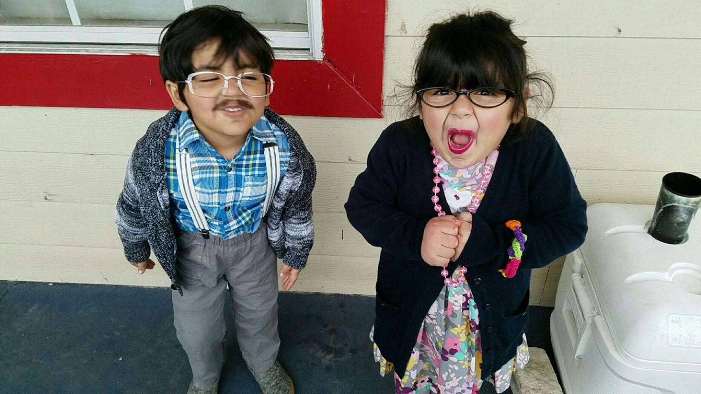 Calendar Dress Up Ideas : Photos cute s a kids dress up for the th day of