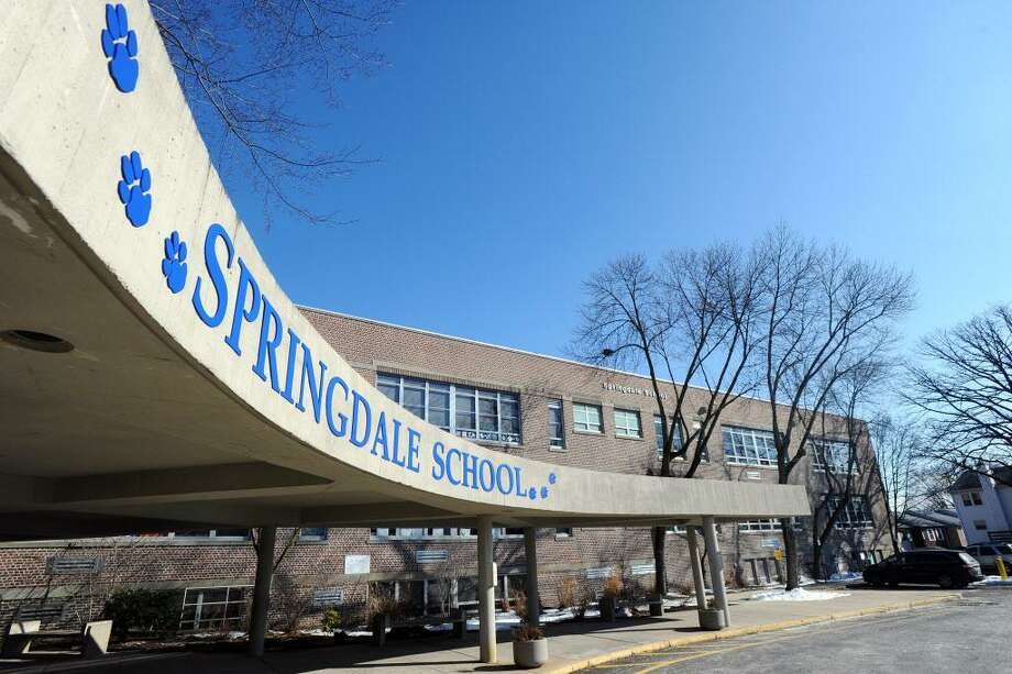 FILE — Springdale Elementary School, located at 1127 Hope Street. Photographed on Thursday, Jan. 28, 2016. Photo: Michael Cummo / Hearst Connecticut Media / Stamford Advocate