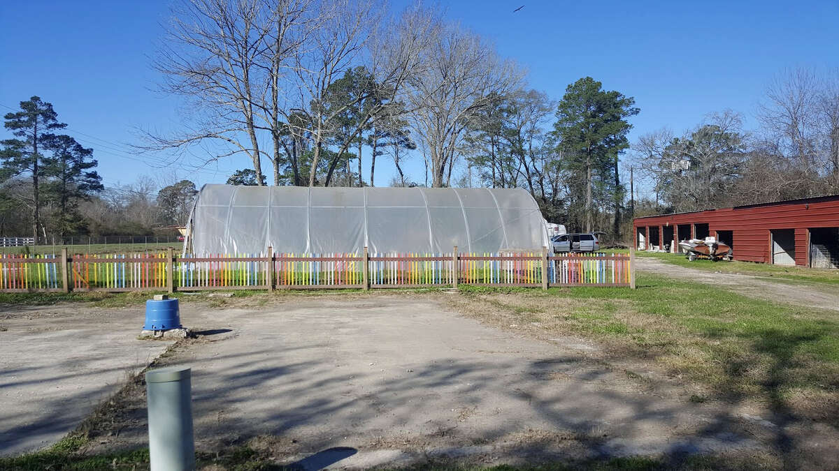 Forest Cove resident Glenn Sutton purchased a two-and-a-half-acre property on Hamblen Road in the Kingwood area on which he opened Sutton's Community Farmers Market on Friday, Jan. 13.