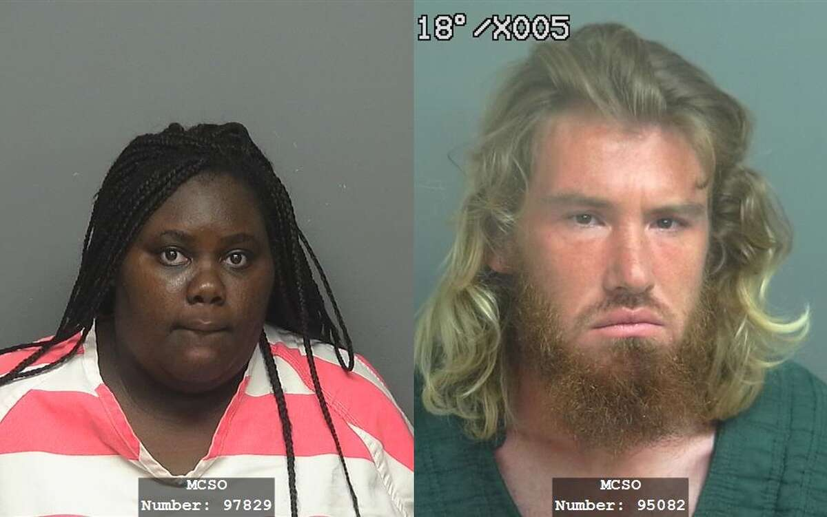 Deputies with the Precinct 1 ConstableÂ?'s Office arrested Elisa Joyce Hill, 25, and James Thomas Cepak, 31, on separate charges of attempted child sexual assault. Both were charged with separate child pornography charges as well, officials stated in a release.