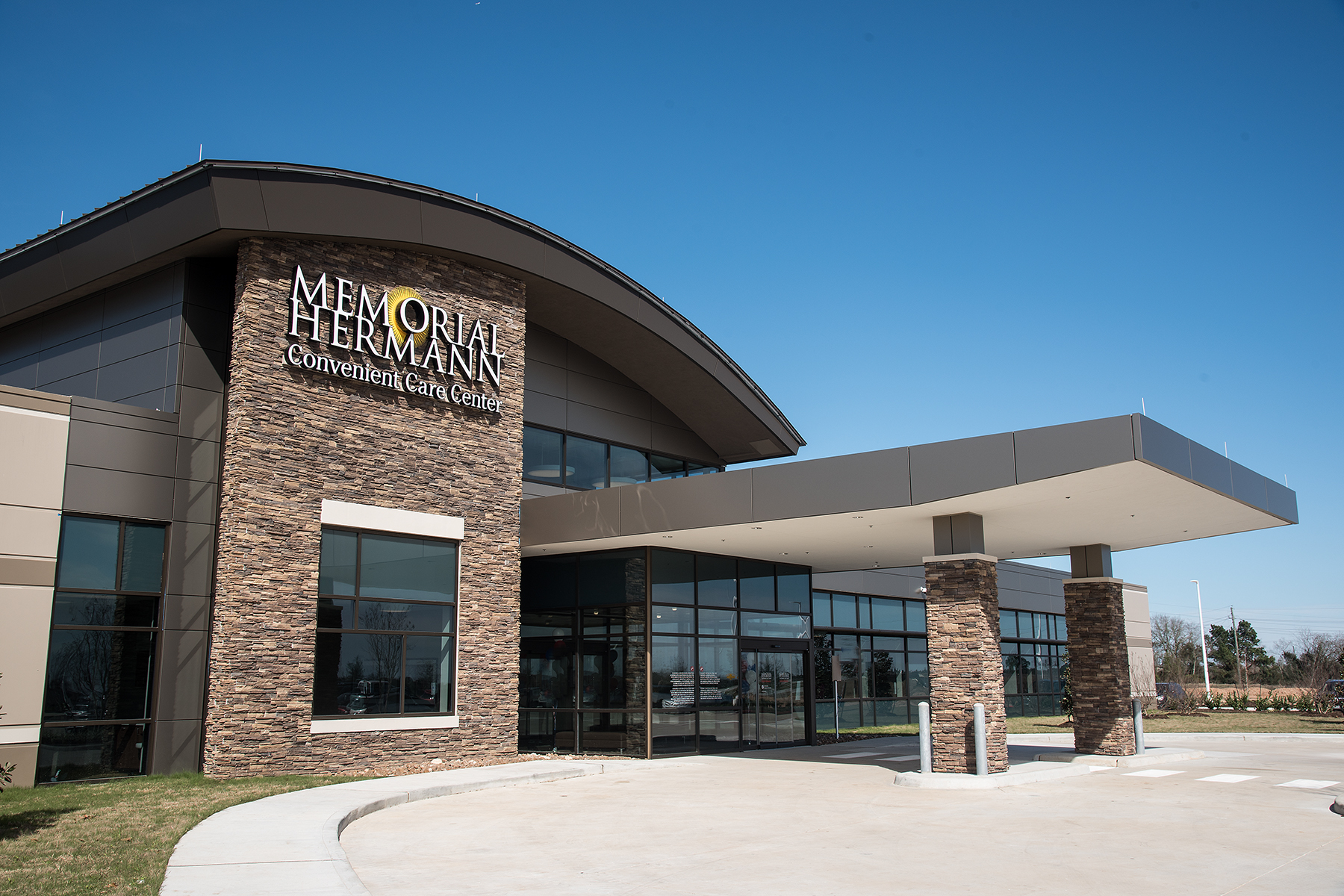 Memorial hermann opens health care facility in spring for Adam and eve salon katy tx