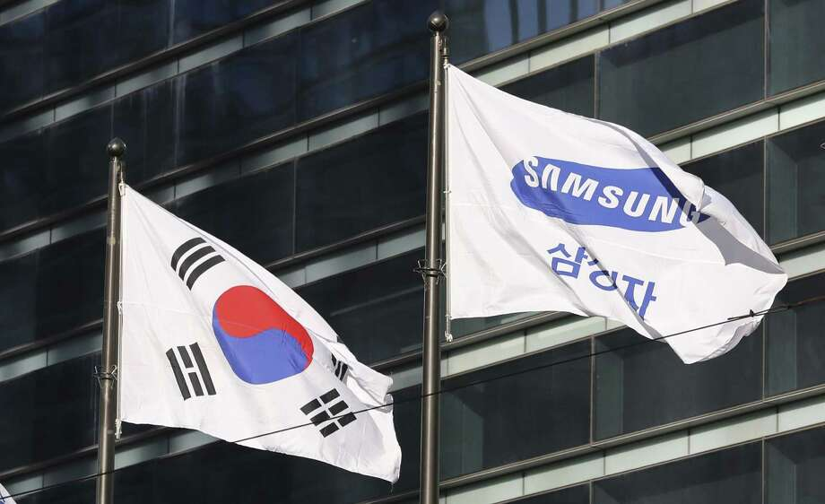 Samsung Electronics said it's considering building a factory to make household appliances in the United States as various industries brace for potential protectionist trade policies under the administration of President Donald Trump. Photo: Lee Jin-man /Associated Press / Copyright 2017 The Associated Press. All rights reserved.