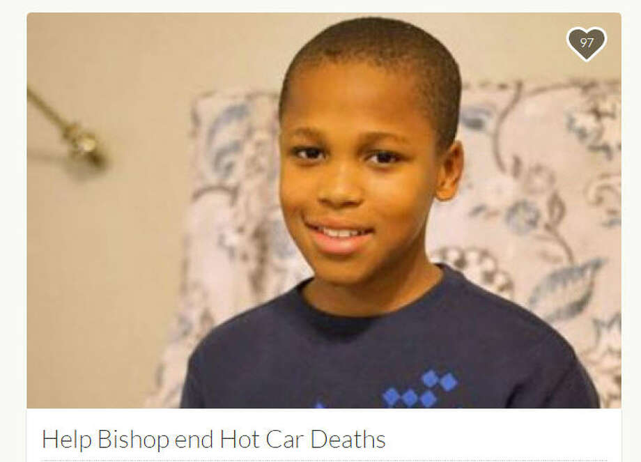 10-year-old Texas boy invents device to prevent hot car deaths