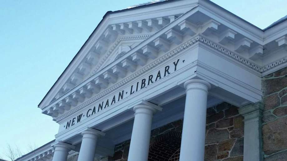 Plans for a new New Canaan Library call for retaining the building's Main Street façade. Photo: Contributed Photo / Contributed Photo / Greenwich Time Contributed
