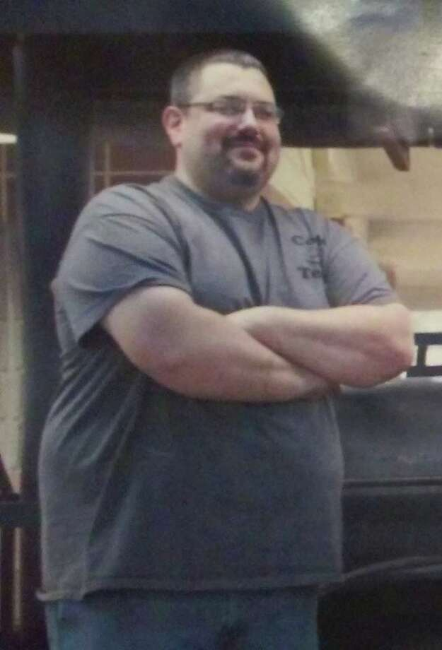 BEFORE: Tommie Whitaker says he lost 100 pounds just by dieting.Click to see the after photo. Photo: Courtesy