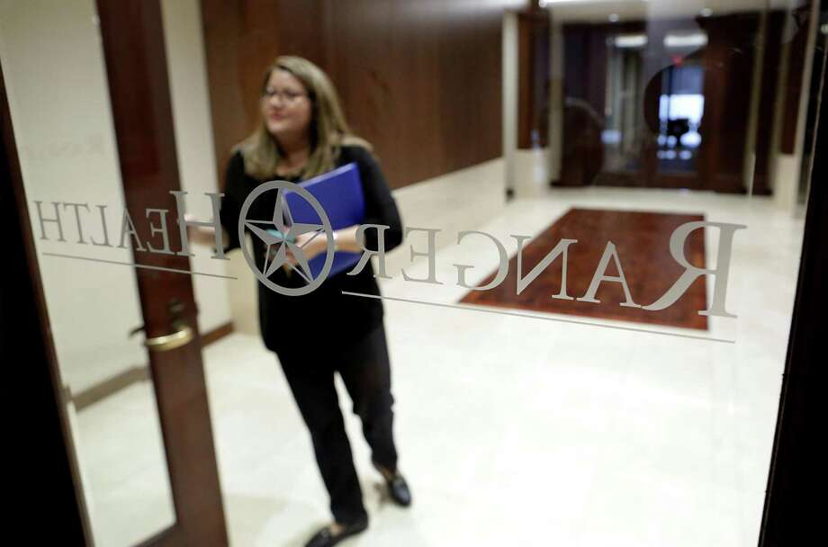 Tasha Despault, a PA, Physician Assistant with Ranger Health, prepares to leave the office to makes house calls to patients who don't want to or can't wait to go to their own doctors, on Wednesday, Feb. 1, 2017. Photo: Bob Owen, Staff / San Antonio Express-News / ©2017 San Antonio Express-News