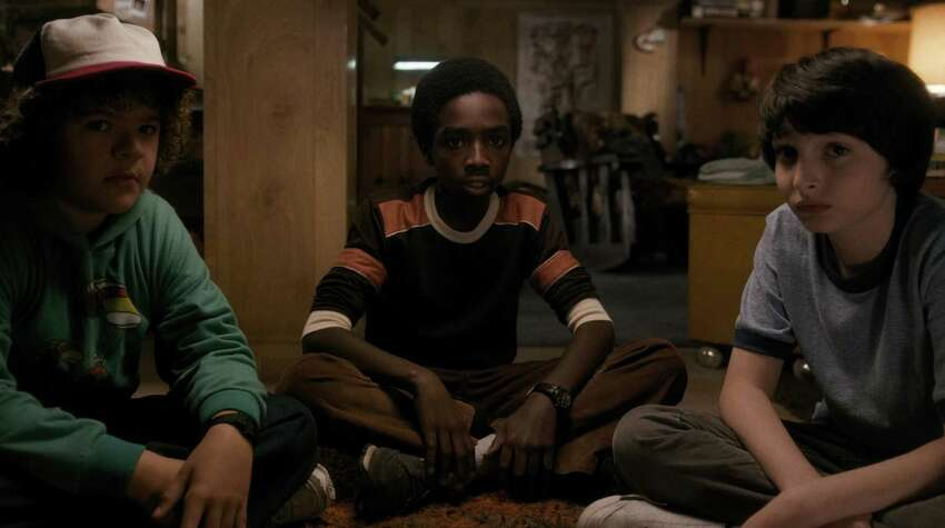 The kids are back Most of the cast is back, including Mike (Finn Wolfhard), Lucas (Caleb McLaughlin), Dustin (Gaten Matarazzo) and Will (Noah Schnapp). Mike's sister Nancy (Natalia Dyer) and Will's brother Jonathan (Charlie Heaton) are too, as is Nancy's boyfriend Steve (Joe Keery)