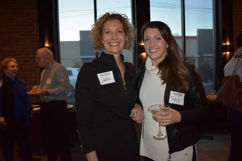 Were you Seen at the Women@Work event Food For Though Book Launch at Black and Blue Steak & Crab Restaurant on Thursday, Feb. 2, 2017? Not a member? Join here! Timesunion.com/womenatworkjoin/  Photo: Shelby Wadsworth