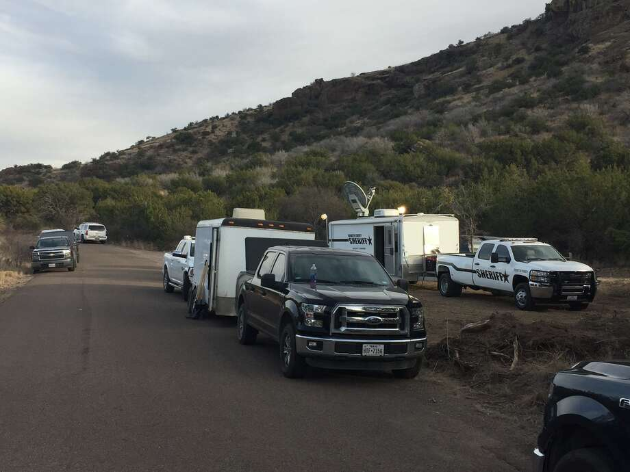 Human remains have been found in a shallow grave near Alpine Friday Feb. 3, 2017. Photo: Alpine Police Department
