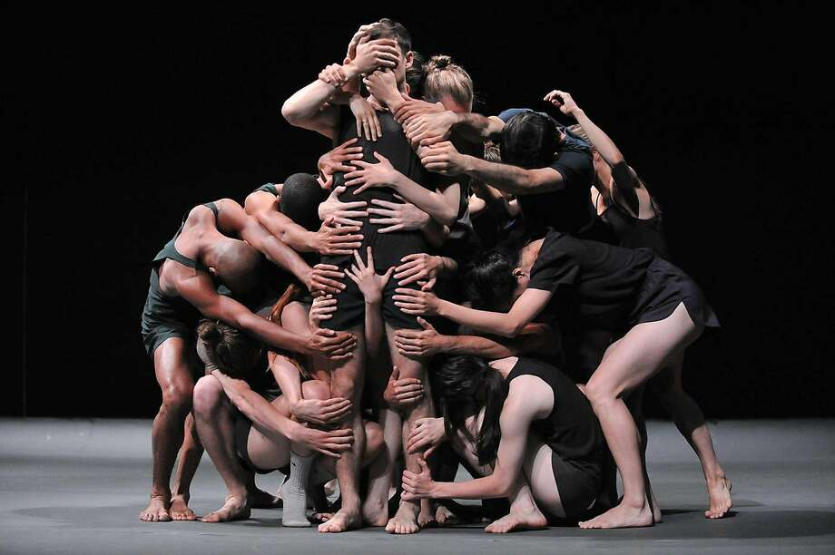 Israel's Batsheva Dance Company is made up of 18 international dancers. Photo: Gadi Dagon