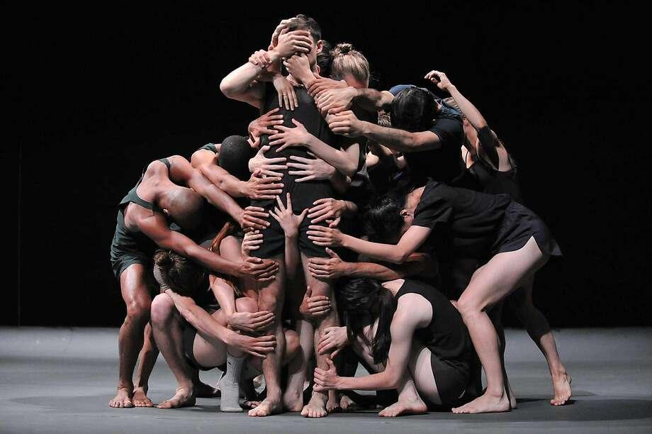 Israel's Batsheva Dance Company is made up of 18 international dancers. Photo: Gadi Dagon